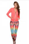 Arco Iris Compression Leggings