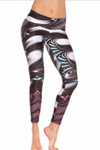 Color Swirl Leggings