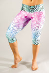 Spring Shades Compression Capri