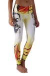 Sunrise Buddah Compression Leggings