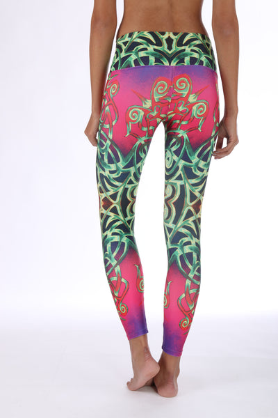 Sweet Dreams Compression Leggings