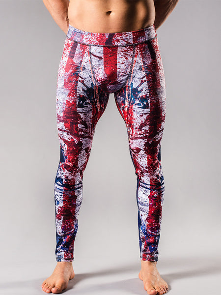 The Flag Mens Tights