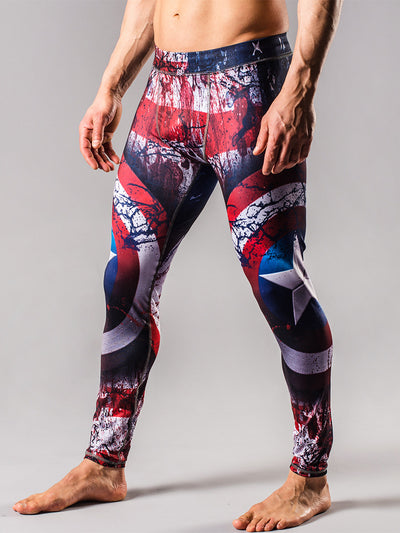 The Shield Mens Tights