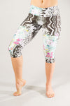 Touch of Color Compression Capri