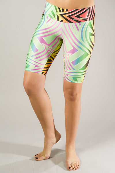 Tribal Tease Bike Compression Short