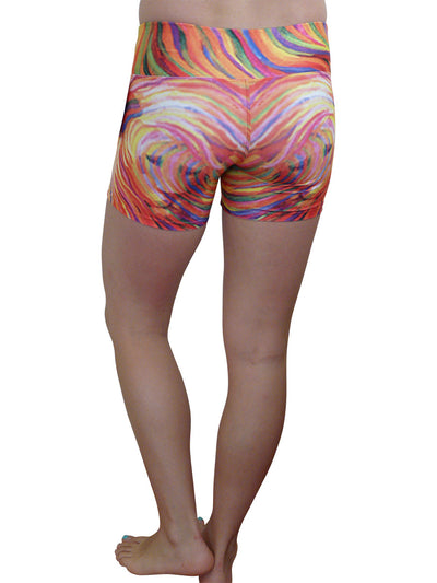 Trick Tiger Compression Short