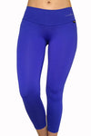 Violet Views Compression Leggings