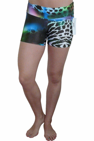 Wild Side Compression  Short