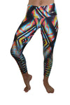 Zig Zag Compression Leggings