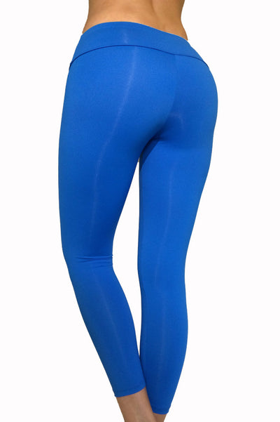 Bababa Blue Compression Legging