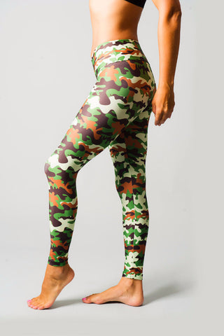 Camo Ammo Compression Leggings