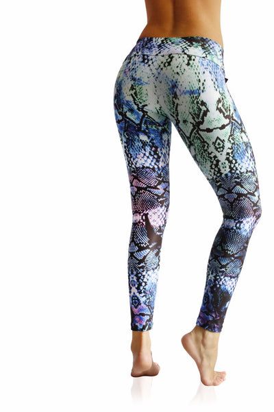 Cool Cobra Compression Leggings