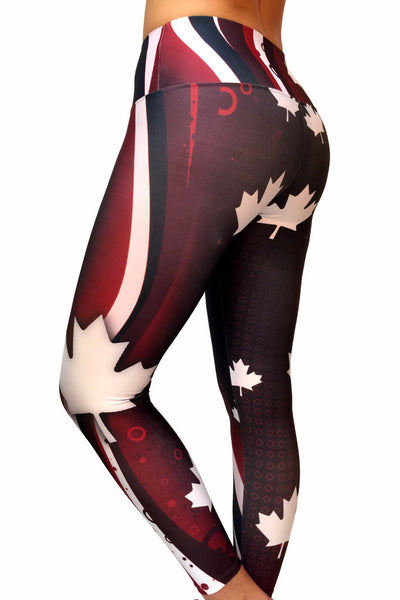 Canadian Compression Legging
