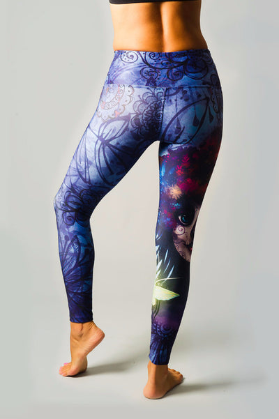 Day of the Living Compression Legging