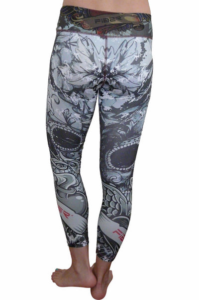 Demure Beauty Leggings