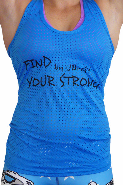 Find Your Strong Tank Top
