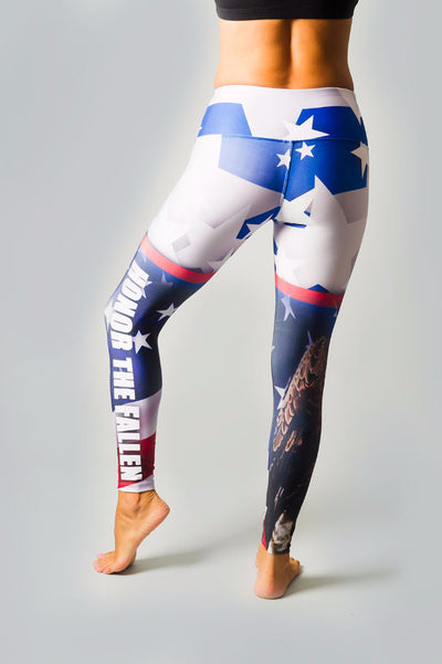 Honor the Fallen Compression Legging