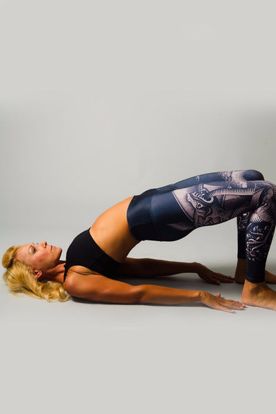 Infinite Dragon Compression Leggings
