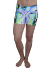 Pastel Paradise Compression Shorts