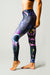Plasma Planet Compression Leggings