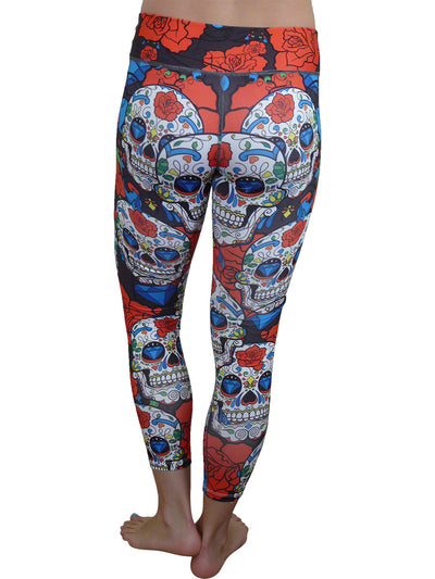 Rich Skull Leggings