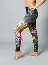Rogue Zebra Compression Leggings