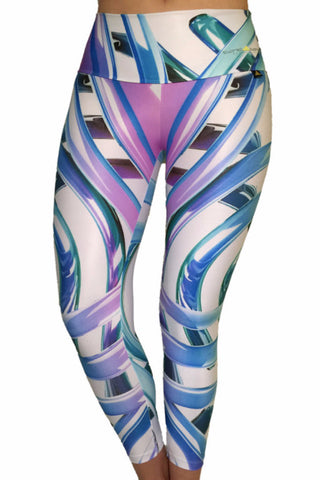 SLINKY FUN COMPRESSION PANTS