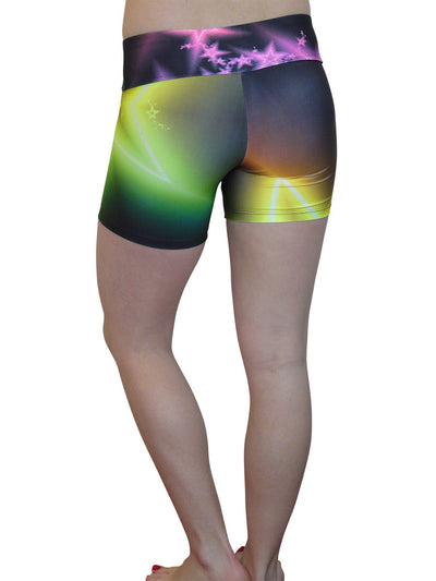 Stars Compression Shorts