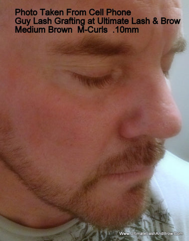 .10mm M-Curls (Made for the manly man) Single Use
