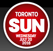 Looky Eyes 3D mascara in Toronto Sun
