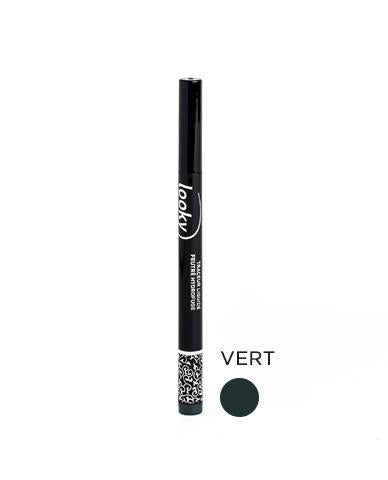 Looky Eyes Felt-Tip Eyeliner - Green