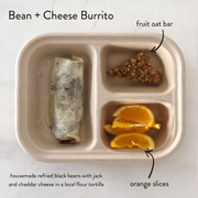 Bean and Cheese Burrito Meal
