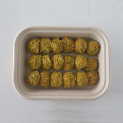 Broccoli & Cheddar Bites
