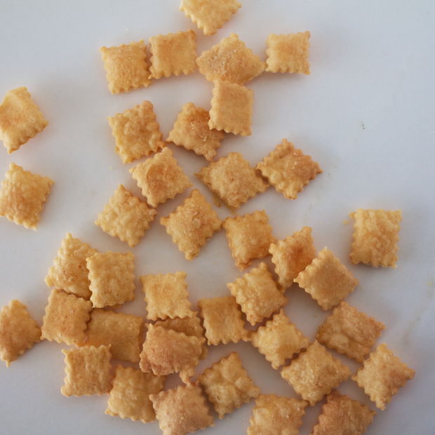 Housemade Cheese Crackers