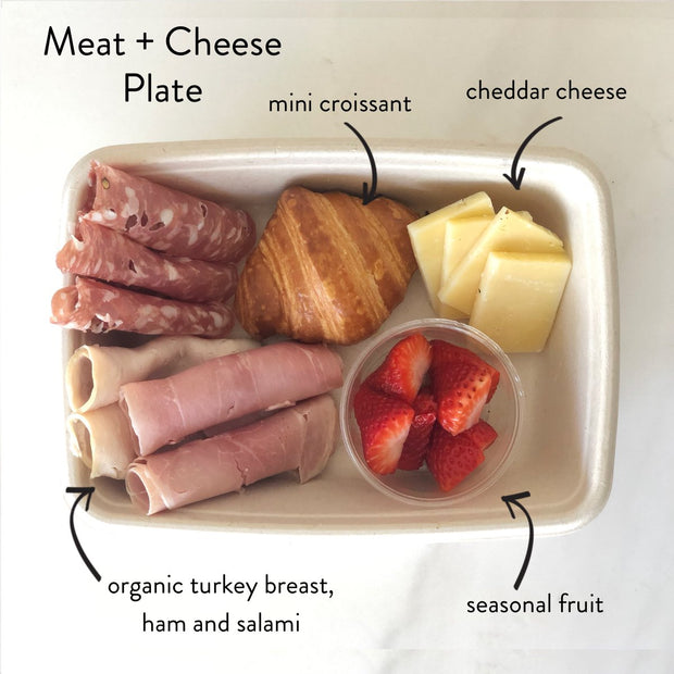 Meat and Cheese Plate