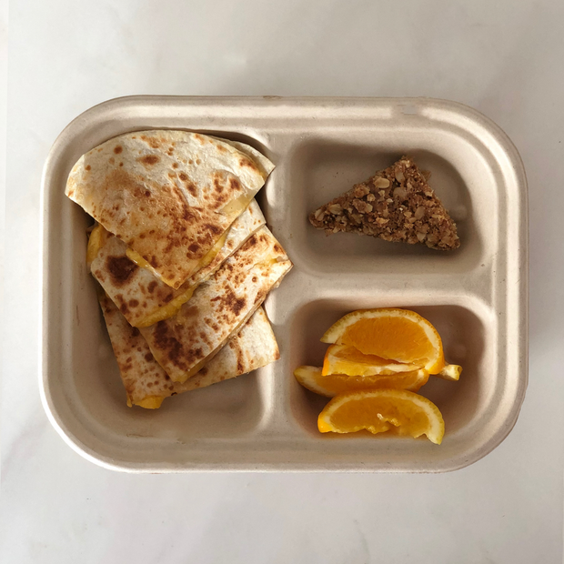 Cheese Quesadilla Meal