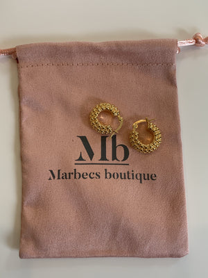 Mel earrings - Marbecs Boutique
