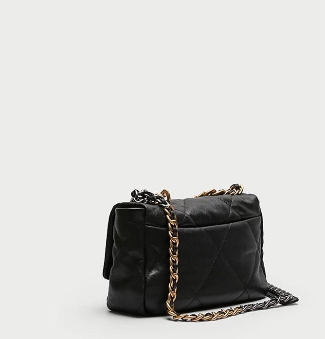 Coco soft leather handbag