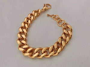 Chunky links bracelet - Marbecs Boutique
