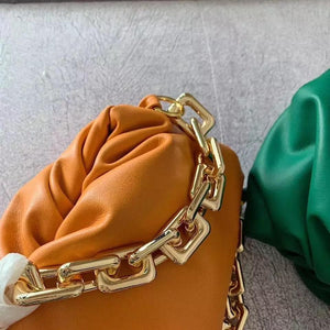 Chain pouch handbag - Marbecs Boutique
