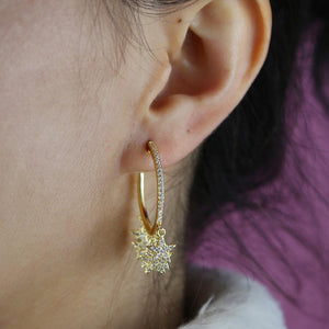 Stars earrings - Marbecs Boutique