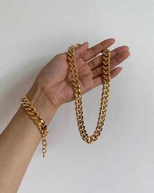 Chunky links chain - Marbecs Boutique