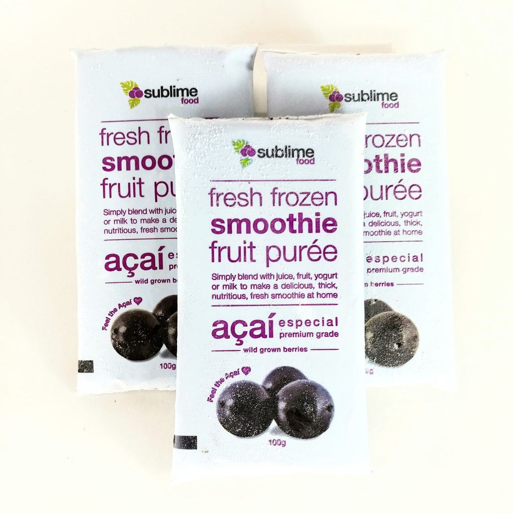 Acai Especial  BACK IN STOCK!!!