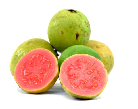 Red Guava pulp - NEW PRODUCT!