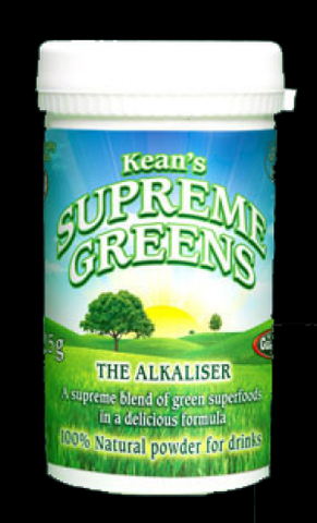 Kean's Supreme Greens - Alkalising mix