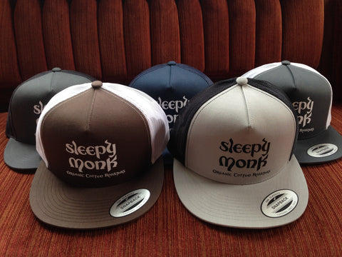 Sleepy Monk Trucker Hats