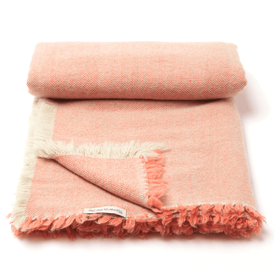 Capri Cashmere Throw