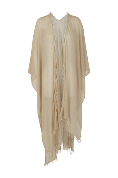 Superfine Cashmere Cape