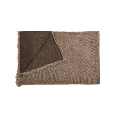 Verbier Baby Yak and Cashmere Blanket