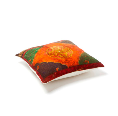 Printed Cashmere Cushions